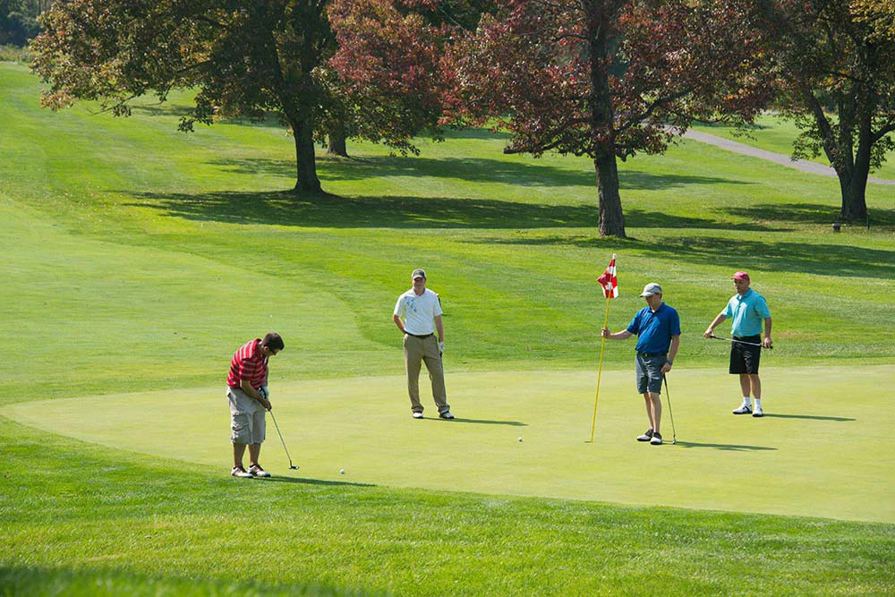 2016 Sedes Cup Golf Tournament